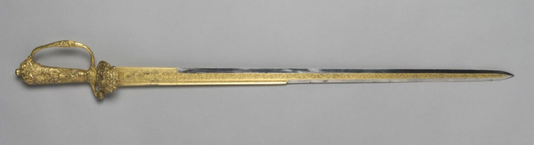 Avrupa'dan av kılıcı