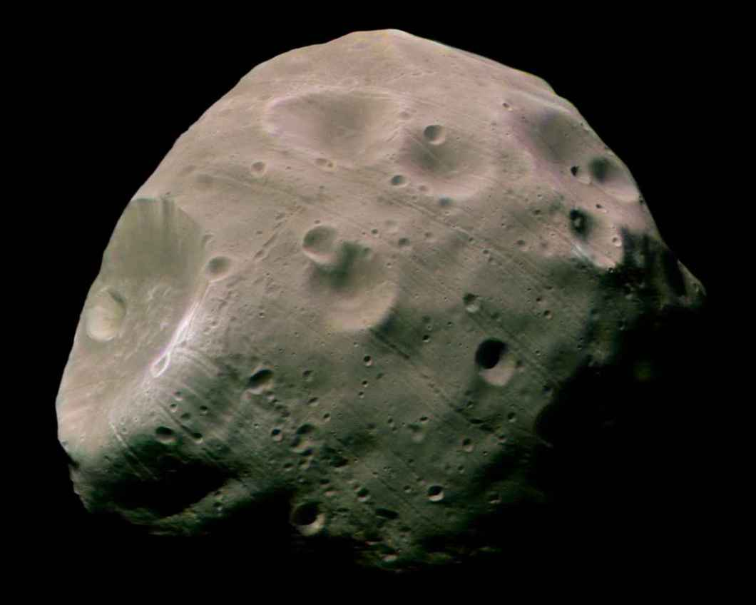 Marsın uydusu Deimos