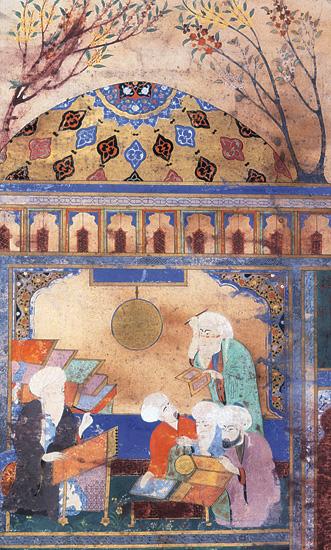 Nasir al Dīn Tusi nin astronomik gözlem evi