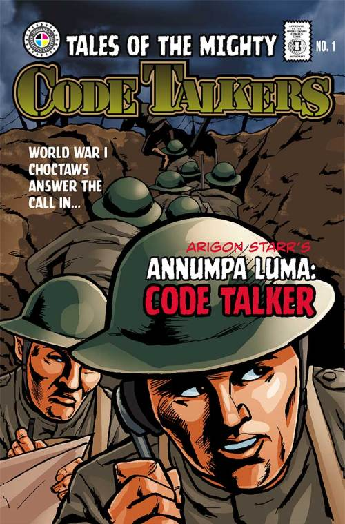 Tales of the Mighty Code Talkers Choctaw