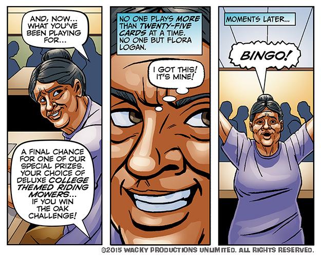 Bingo Fever #07-11