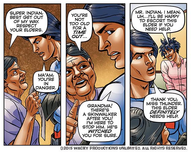 Bingo Fever #7 Page 5B