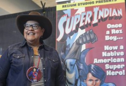 Arigon at Indigenous Comic Con 2017