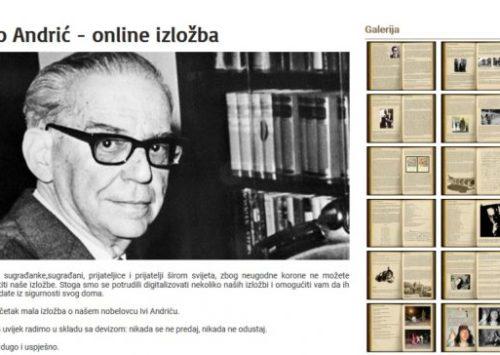 Virtuelne izložbe na web stranici Muzeja grada Zenica