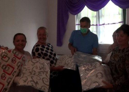 Žene Smajića izradile posteljine za opremanje smještajnih kapaciteta planinarskih domova