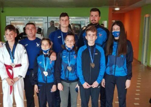 Zeničani osvojili šest medalja na Državnom prvenstvu u taekwondo-u