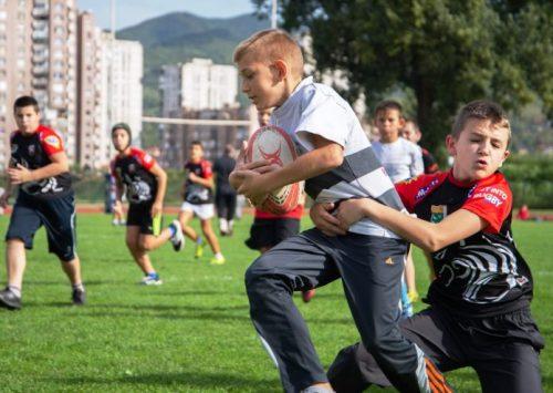 """""""Četvrti ragby kids fest"""" 23. maja u Zenici"""