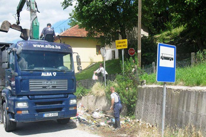 Širenje sistema organizovanog prikupljanja i odvoza otpada na području Grada Zenica