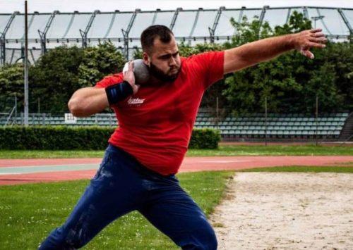 Mesud Pezer drugi na atletskom mitingu u Sarajevu