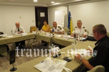 Okončan dvodnevni sastanak Koordinacije direktora FUP-a i komesara