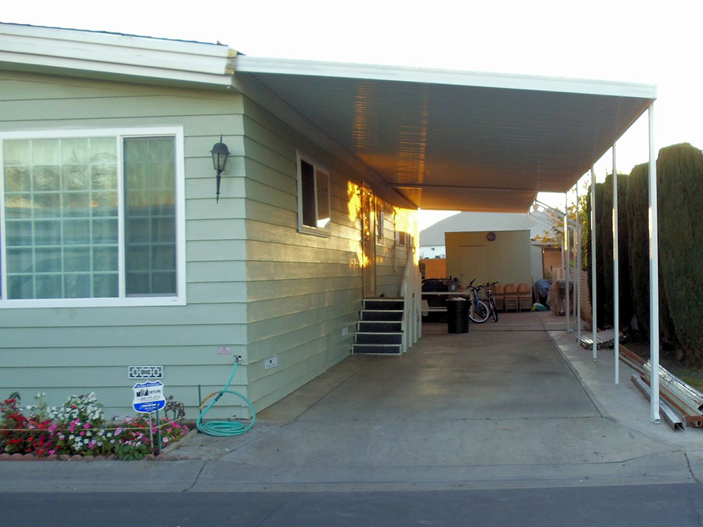 Awnings Mobile Homes