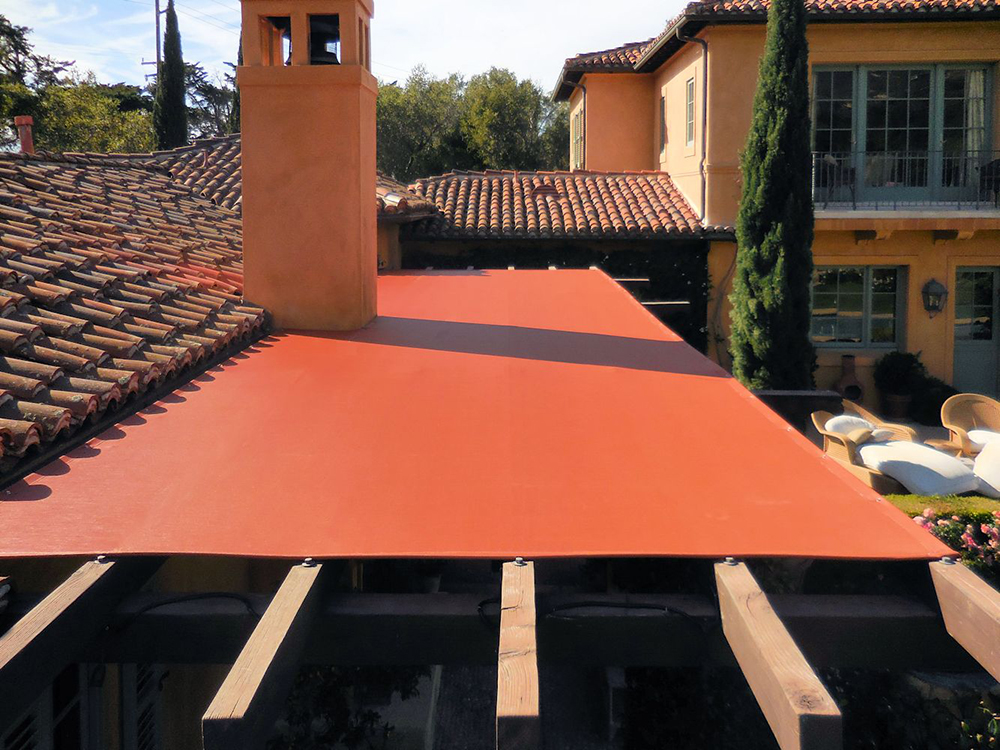 patio roofs and roof tarps superior