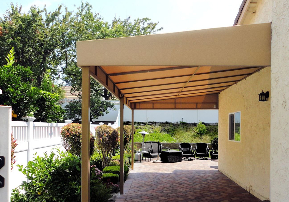 standard canvas patio covers superior