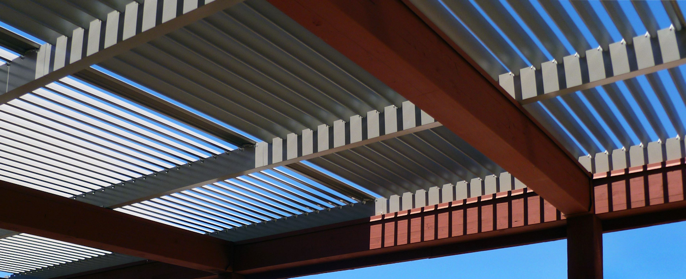 solara aluminum superior awning