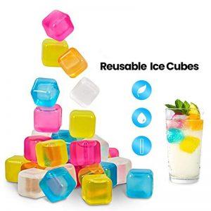 Ice cubes (reusable)