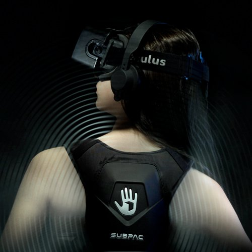 SubPac M2X Wearable Physical Audio System for Gamers