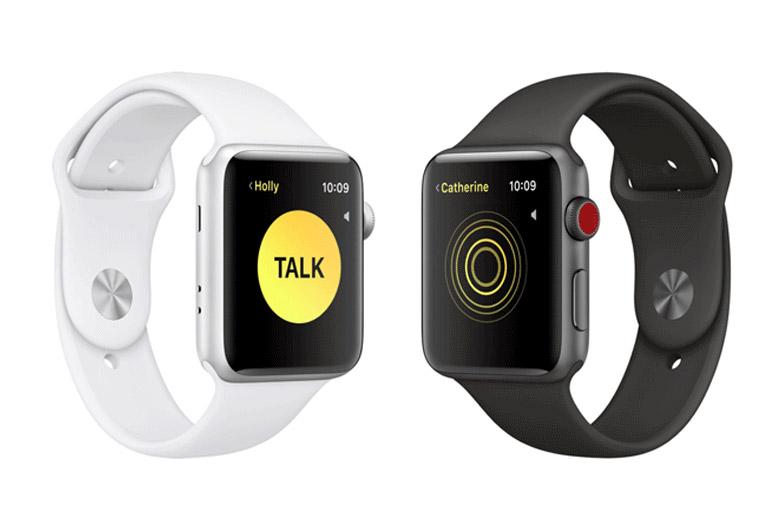 Apple Watch Walkie Talkie Feature | Superior Digital News