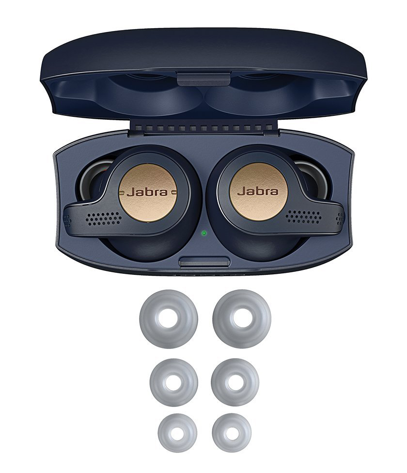 Jabra Elite 65t True Wireless Headphones Charger & Replacement Tips | Superior Digital News