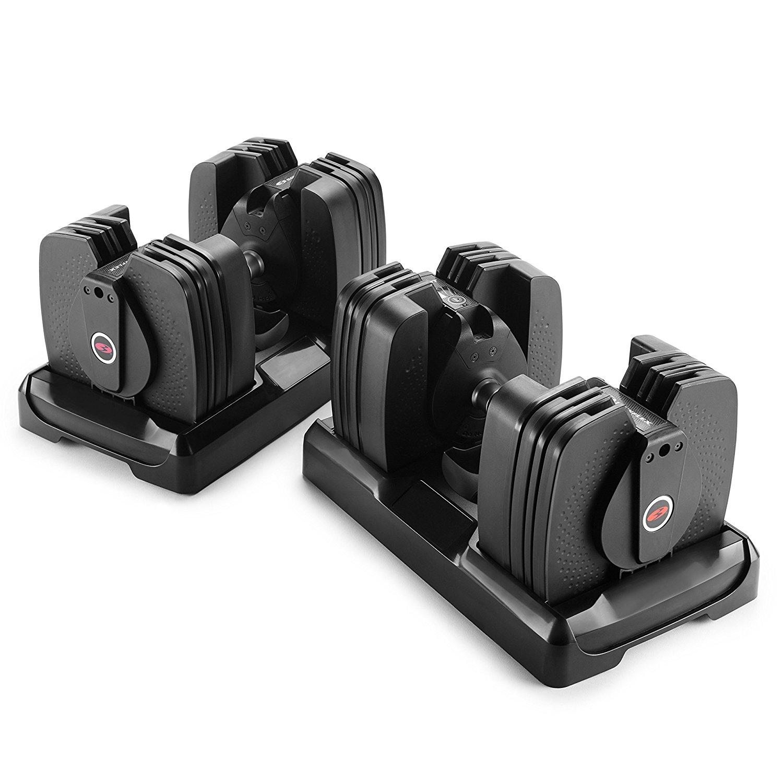 Bowflex SelectTech Adjustable Dumbbells VS Regular Dumbbells