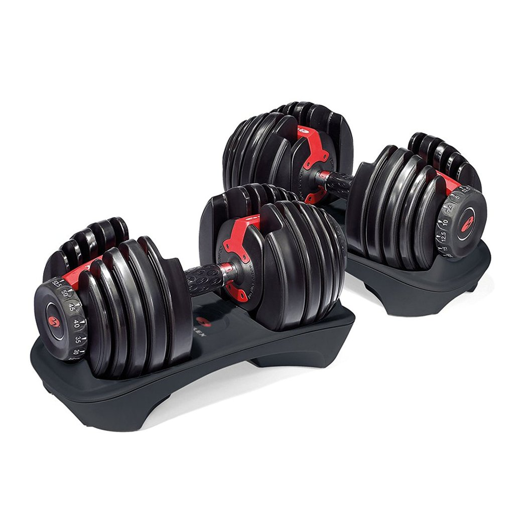 Bowflex SelectTech Series   Best Dumbbells For Home 2021 2