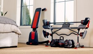 Bowflex SelectTech Family Of Adjustable Weights