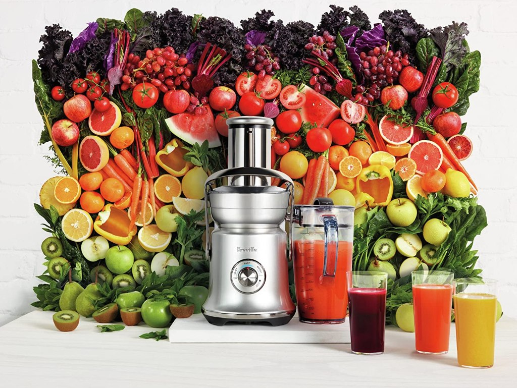 Breville Juice Fountain Cold XL Centrifugal Juicer