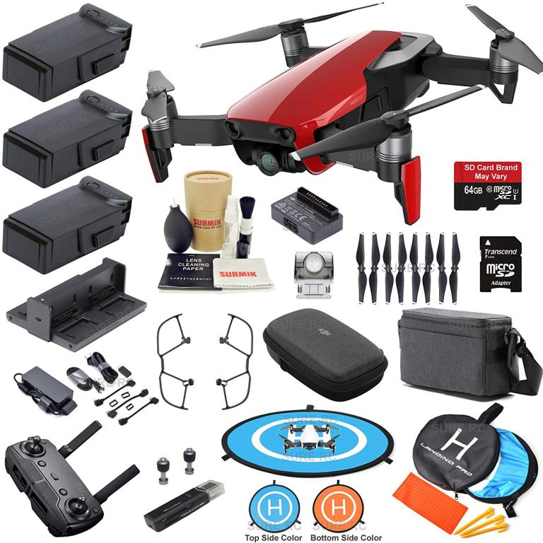 DJI Mavic Air OFFICIAL Bundle | Superior Digital News
