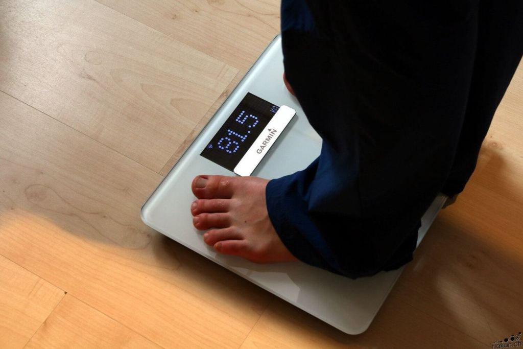 Garmin Index Smart Scale | Superior Digital News
