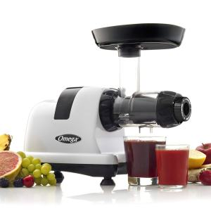 Omega J8006 VS Breville Juicers