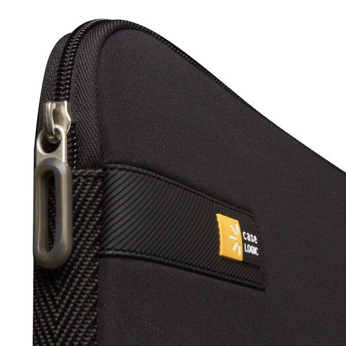 Case Logic Laptop and MacBook 13.3 Inch Protection Zip Sleeve - Heavy Duty Zipper