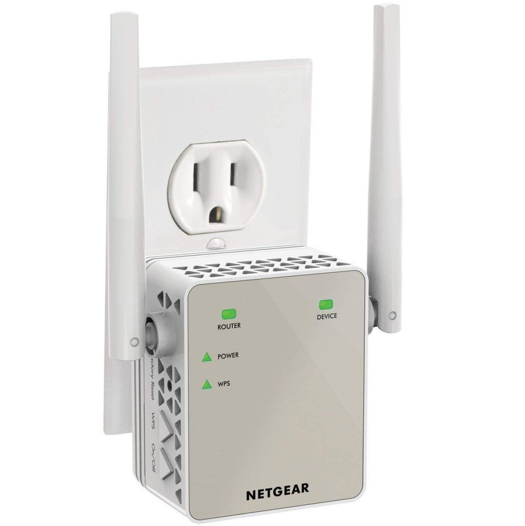 Superior Digital News - NETGEAR-AC1200-WiFi-Range-Extender-Essentials-Edition-EX6120-100NAS