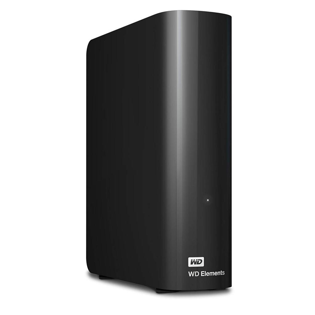 Superior Digital News - Western Digital 4TB Elements Desktop Hard Drive - USB 3.0 - Plug and Play