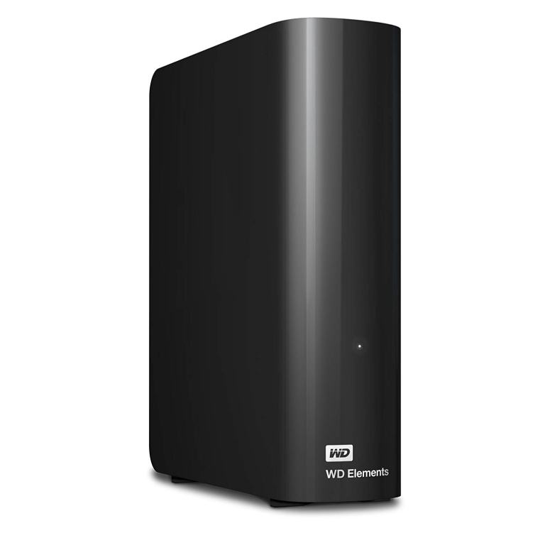 Superior Digital News - Western Digital 4TB Elements Desktop Hard Drive - USB 3.0 - Plug and Play