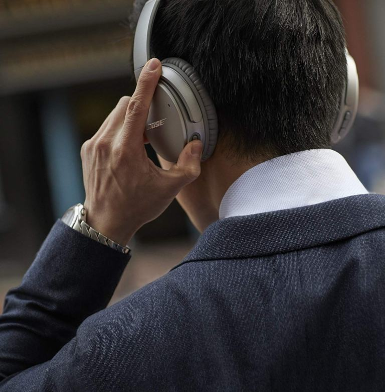 Superior Digital News - Bose QuietComfort 35 (Series II) Wireless Headphones - Alexa Button