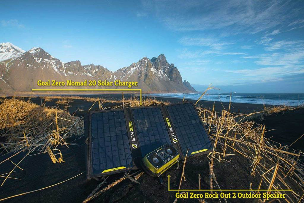 Superior Digital News - Goal-Zero-Nomad-20-Solar-Charger---Charges-All-Mobile-Devices