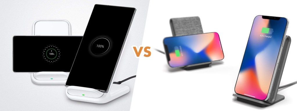 Samsung VS iOttie | Best Wireless Charging Stand