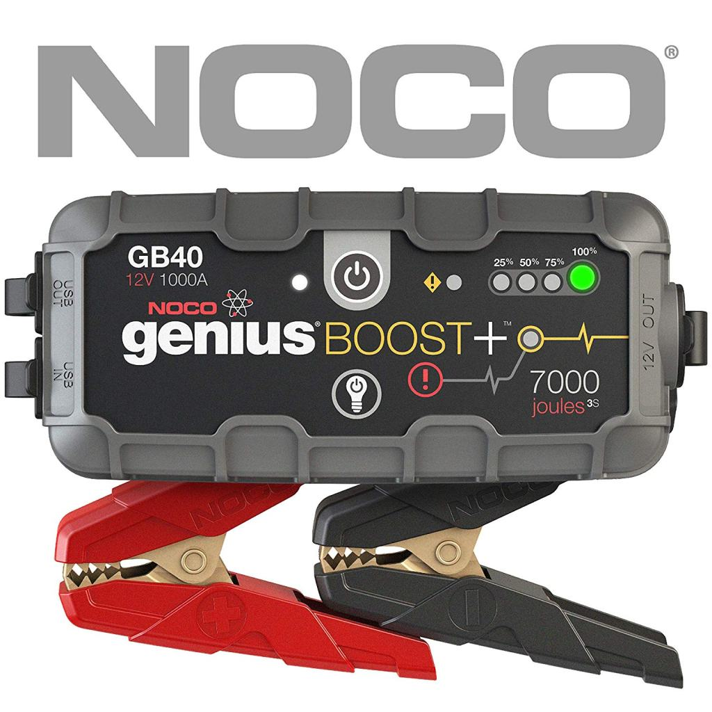 Superior Digital News - NOCO Genius Boost Plus GB40 1,000 Amp 12V UltraSafe Lithium Jump Starter