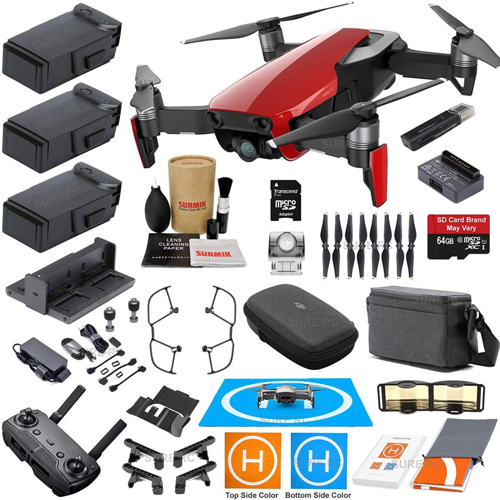 DJI Mavic Air OFFICIAL Bundle 2