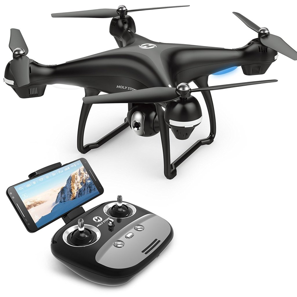 Holy Stone HS100 RC Drone Kit