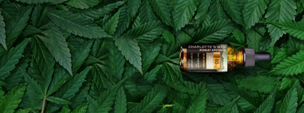 Charlotte's Web CBD Kiosk