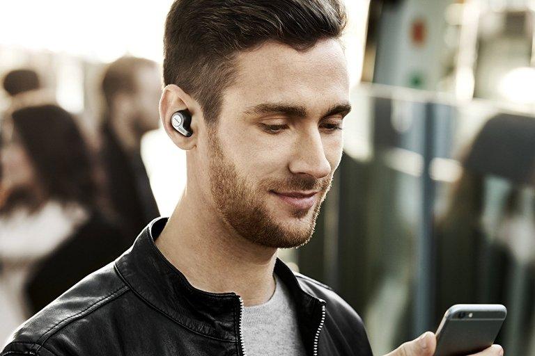 Jabra Elite 65t True Wireless Headphones 8