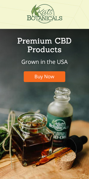Kats-Botanicals Premium CBD Products