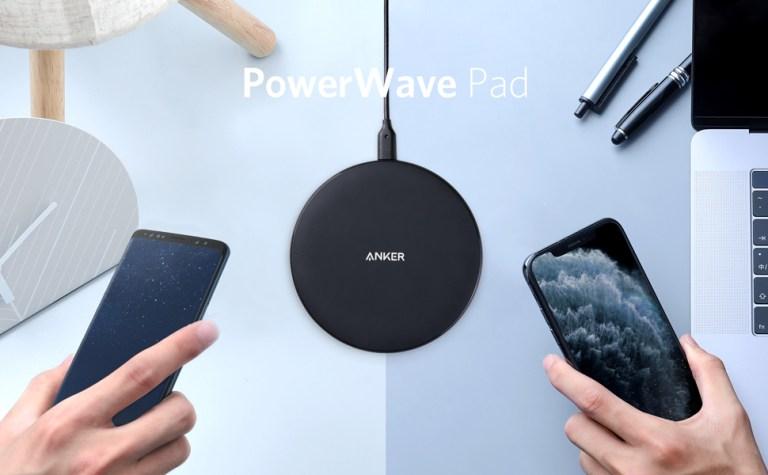 Anker PowerWave 10W Wireless Charging Pad