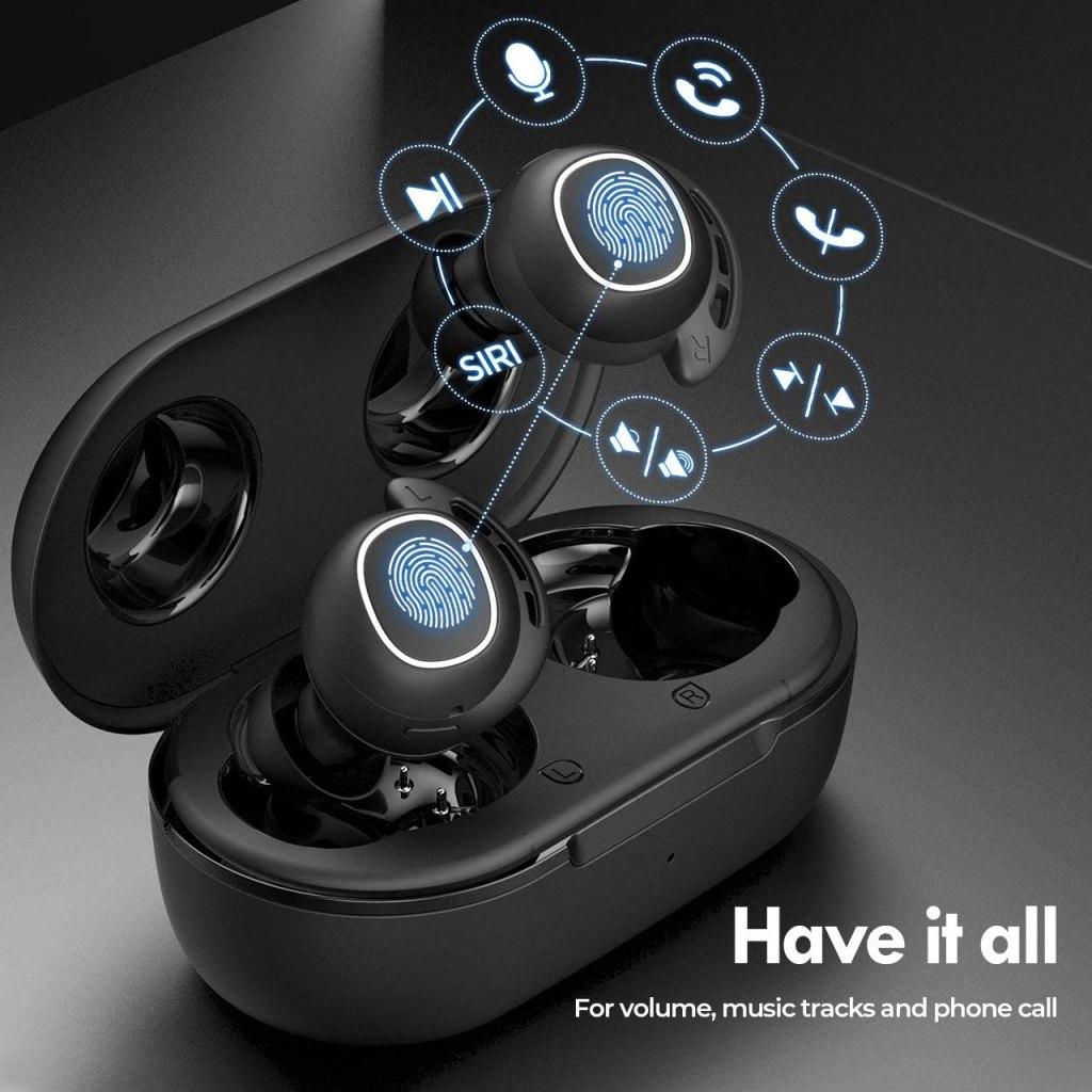 Best True Wireless Earbuds Under 50 Anker Vs Mpow