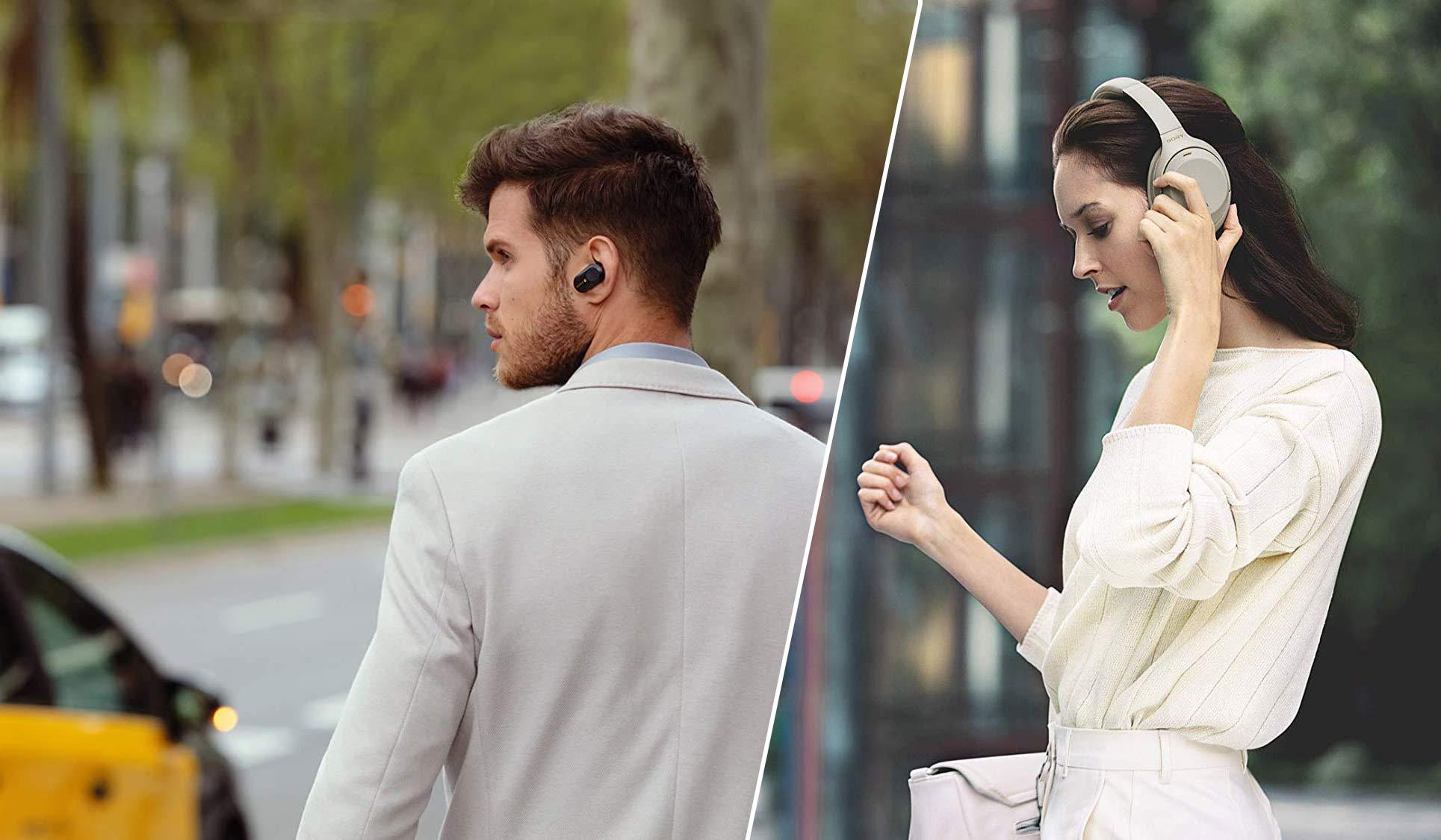 Up To 21% OFF! | Sony 1000XM3 Series Headphones