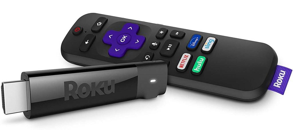 Roku Streaming Stick+ Streaming Media Player