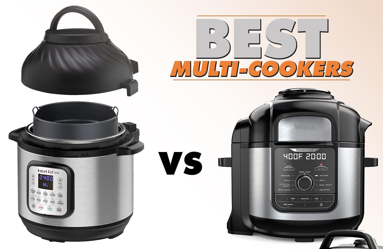 #1 Best Multi-Cooker | Instant Pot VS Ninja Foodi