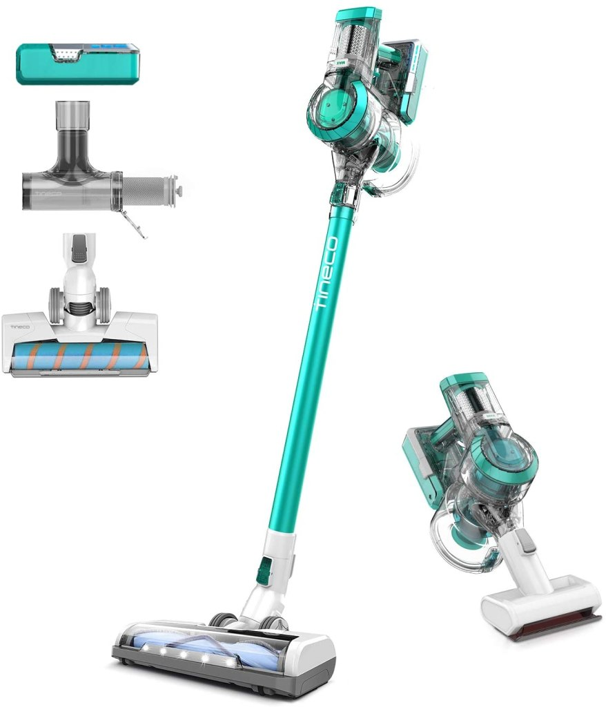 Tineco A11 Master+ Cordless Stick Vacuum Cleaner