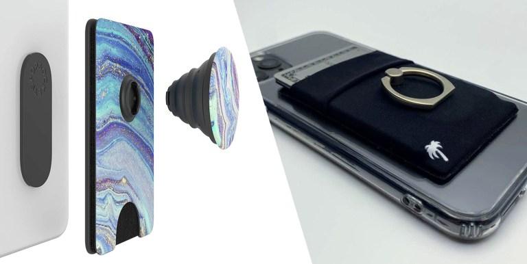 Best Phone Wallet And Holder 2021 | PopWallet VS StickyWallet