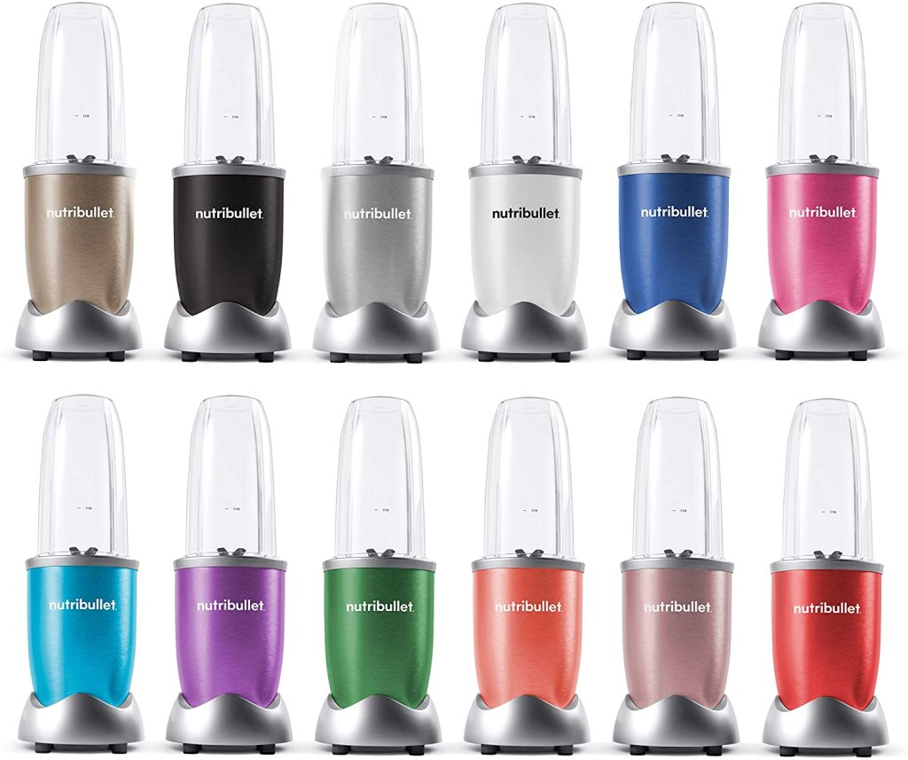 NutriBullet Pro Personal Blender - Color Options